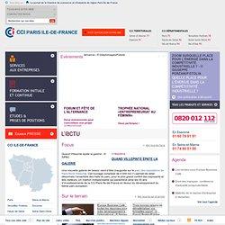 Recherche dans les sites web de la CCIP