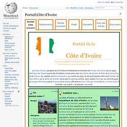 Portail:Côte d'Ivoire