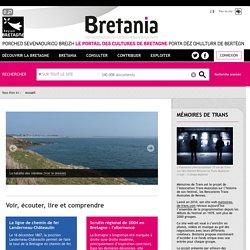 Le portail des cultures de Bretagne