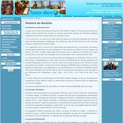 Portail sur le développement du Burkina Faso