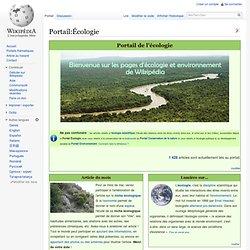 Portail:Écologie