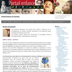 Portail Enfance et Familles