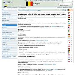 Portail e-Justice européen - Médiation
