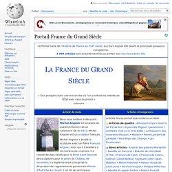 Portail:France du Grand Siècle