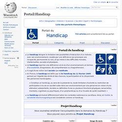 Portail:Handicap
