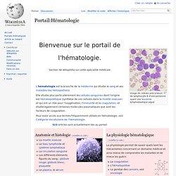 Portail:Hématologie