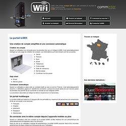 Portail Wifi, IciWifi présente son portail sans ré-identification