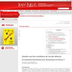 >Ban Public - Le portail d'information sur les prisons