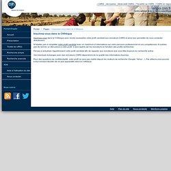 Portail Emploi CNRS - Inscrivez-vous dans la CVthèque
