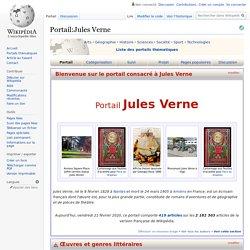 Portail:Jules Verne