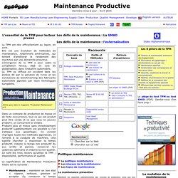 Portail Maintenance HC online