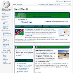 Portail:Namibie