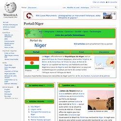 Portail:Niger