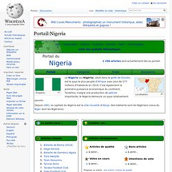 Portail:Nigeria