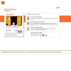 Portail Orange