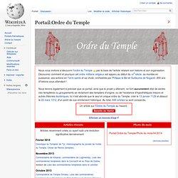 Portail:Ordre du Temple