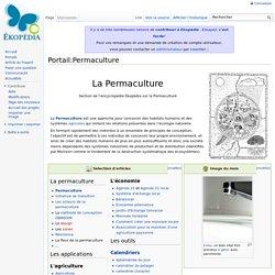PORTAIL Ekopedia PERMACULTURE