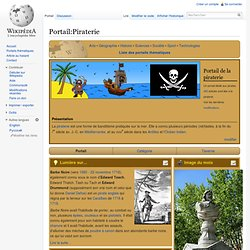 Portail:Piraterie