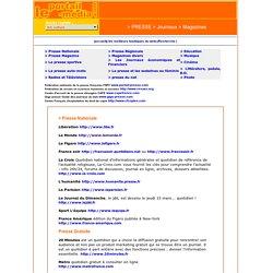 portail-media.com : Presse, magazines, hebdos