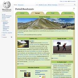 Randonnée Wikipédia