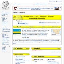 Portail:Rwanda