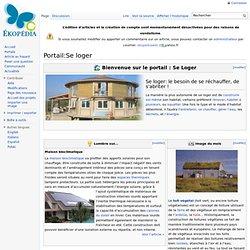 Le PORTAIL Ekopedia SE LOGER