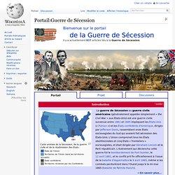 Portail:Guerre de Sécession