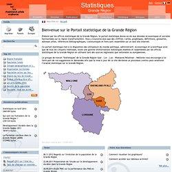 Portail statistique de la Grande Région