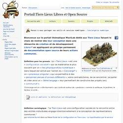Portail:Tiers Lieux Libres et Open Source