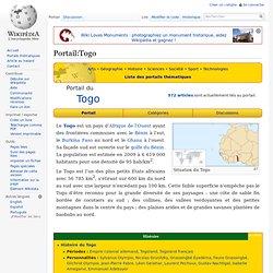 Portail:Togo