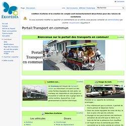 Portail:Transport en commun