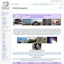 Portail:Transports