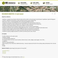 Portal de Cartografia de Menorca