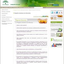 Portal de la Consejería de Salud