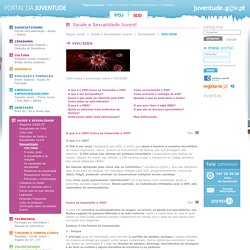 Portal da Juventude - VIH/SIDA