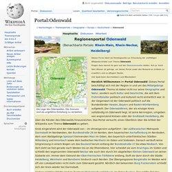 Portal:Odenwald