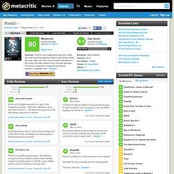 Fiche Metacritic
