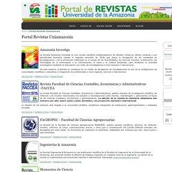 Portal Revistas Uniamazonia
