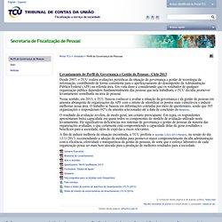 Portal do Tribunal de Contas da União
