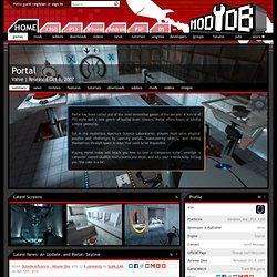 Portal Mod DB