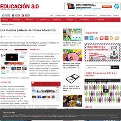 Los mejores portales de vídeos educativos