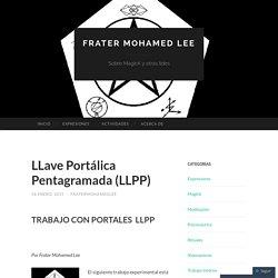 LLave Portálica Pentagramada (LLPP)