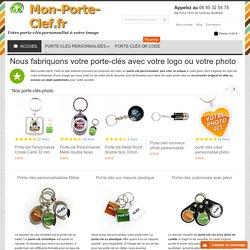 Porte-clé personnalisé pas cher & original - Mon Porte-Clef