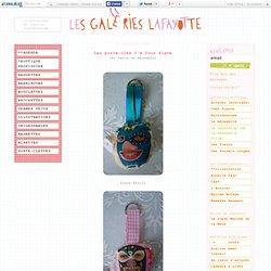 Porte-clés - I'm your Slave - Galeries Lafayotte