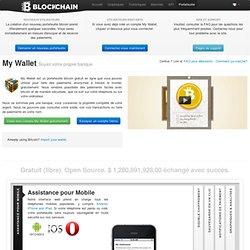 Portefeuille bitcoin - Soyez votre propre banque