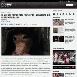 """El video de Porter para """"Huitzil"""" es lo más épico que ha salido en el año"""