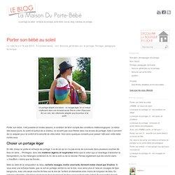 Blog de La Maison Du Porte-Bébé