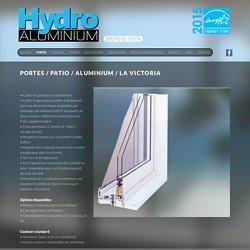 Portes / Patio / Aluminium / La Victoria