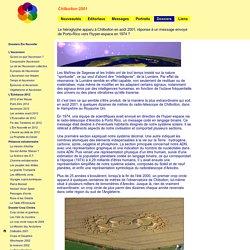 Les Portes de l'Ère Nouvelle - Chilbolton 2001