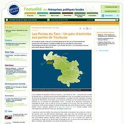 Les Portes du Tarn : Un parc d'activités aux portes de Toulouse